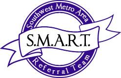 SMART logo White