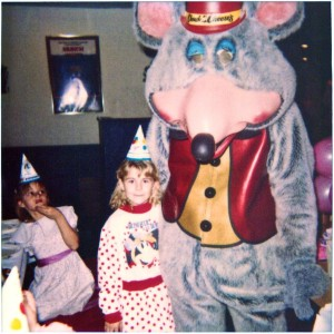 Jealous, Mouse?